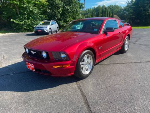2007 Ford Mustang for sale at Glen's Auto Sales in Fremont NH