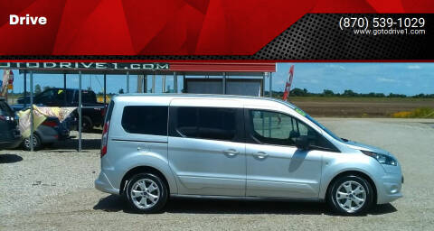 2015 Ford Transit Connect Wagon for sale at Drive in Leachville AR