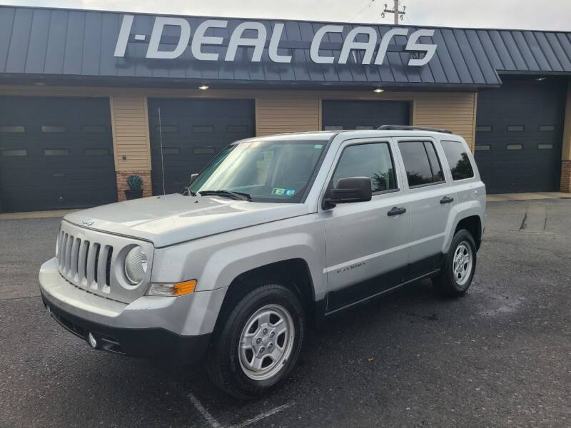 2011 Jeep Patriot for sale at I-Deal Cars in Harrisburg PA