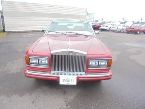 1985 Rolls-Royce Silver Spur for sale at Engels Autos Inc in Ramsey MN