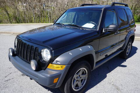 2006 Jeep Liberty for sale at Modern Motors - Thomasville INC in Thomasville NC