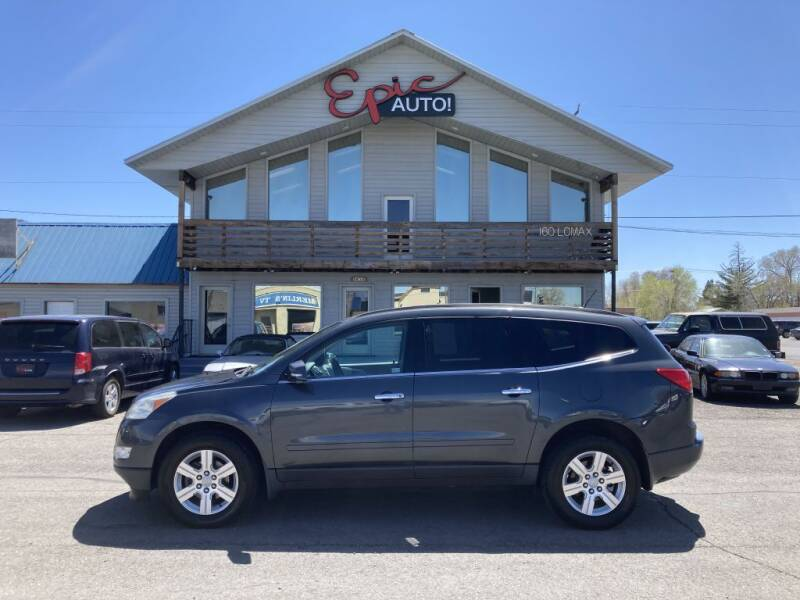 2010 Chevrolet Traverse for sale at Epic Auto in Idaho Falls ID