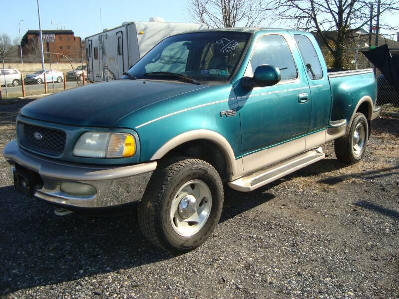 1997 Ford F-150 for sale at Branch Avenue Auto Auction in Clinton MD
