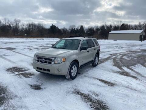 2008 Ford Escape for sale at Caruzin Motors in Flint MI