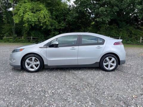 2012 Chevrolet Volt for sale at Mater's Motors in Stanley NC