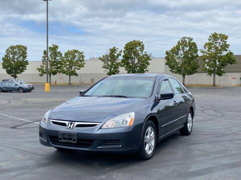 2007 Honda Accord for sale at H&W Auto Sales in Lakewood WA