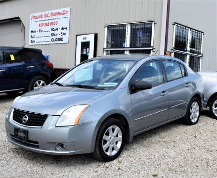 2009 Nissan Sentra for sale at PINNACLE ROAD AUTOMOTIVE LLC in Moraine OH