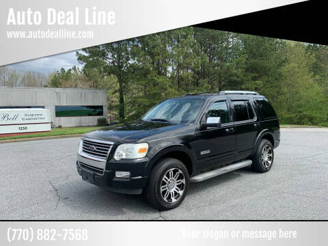 2006 Ford Explorer for sale at Auto Deal Line in Alpharetta GA