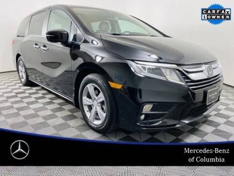 2018 Honda Odyssey for sale at Preowned of Columbia in Columbia MO