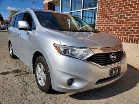 2013 Nissan Quest for sale at Boardman Auto Exchange in Youngstown OH