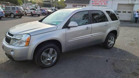2008 Chevrolet Equinox for sale at Driven Motors in Staunton VA