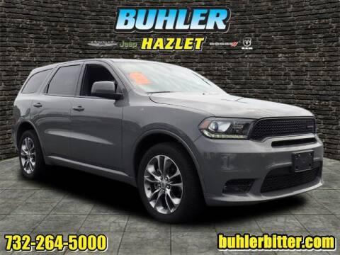 2019 Dodge Durango for sale at Buhler and Bitter Chrysler Jeep in Hazlet NJ