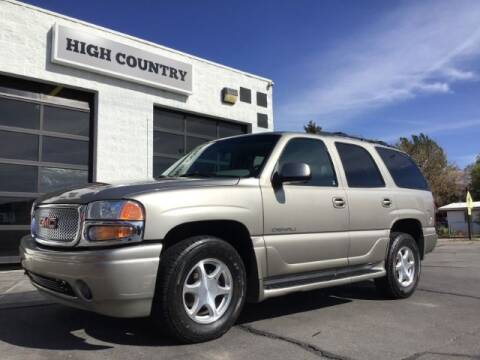 2001 GMC Yukon for sale at High Country Motor Co in Lindon UT
