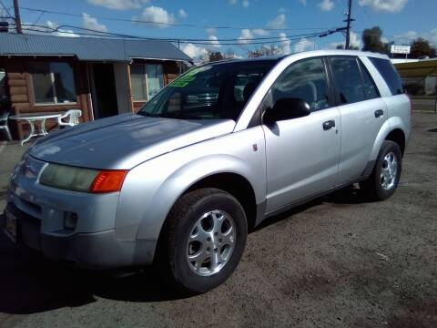 2003 Saturn Vue for sale at Larry's Auto Sales Inc. in Fresno CA