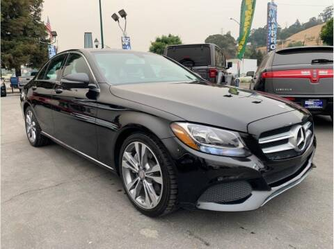 2017 Mercedes-Benz C-Class for sale at AutoDeals in Hayward CA