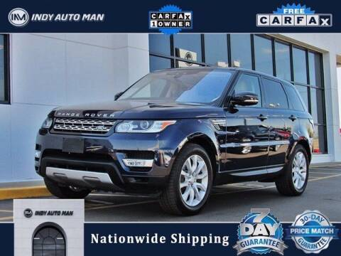 2017 Land Rover Range Rover Sport for sale at INDY AUTO MAN in Indianapolis IN
