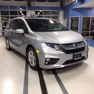 2018 Honda Odyssey for sale at Simply Better Auto in Troy NY