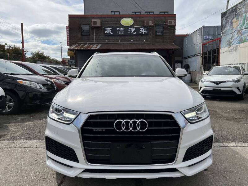 2018 Audi Q3 for sale at TJ AUTO in Brooklyn NY