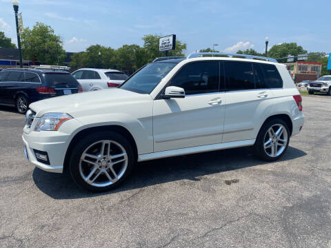 2011 Mercedes-Benz GLK for sale at BWK of Columbia in Columbia SC