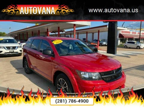 2018 Dodge Journey for sale at AutoVana in Humble TX