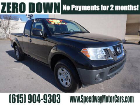 2015 Nissan Frontier for sale at Speedway Motors in Murfreesboro TN