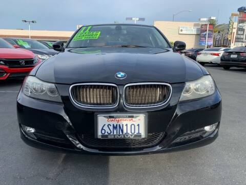 2011 BMW 3 Series for sale at Montebello Auto Sales in Montebello CA