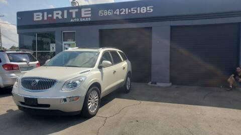 2009 Buick Enclave for sale at Bi-Rite Auto Sales in Clinton Township MI