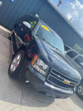 2013 Chevrolet Suburban for sale at Car Barn of Springfield in Springfield MO
