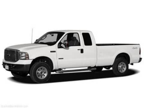 2007 Ford F-250 Super Duty for sale at West Motor Company - West Motor Ford in Preston ID