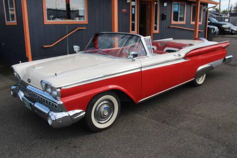 1959 Ford Fairlane 500 for sale at Sabeti Motors in Tacoma WA