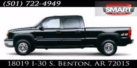 2003 Chevrolet Silverado 2500HD for sale at Smart Auto Sales of Benton in Benton AR