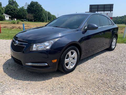 2015 Chevrolet Cruze for sale at Gary Sears Motors in Somerset KY