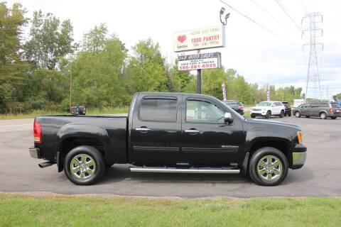 2010 GMC Sierra 1500 for sale at D & B Auto Sales LLC in Washington Township MI