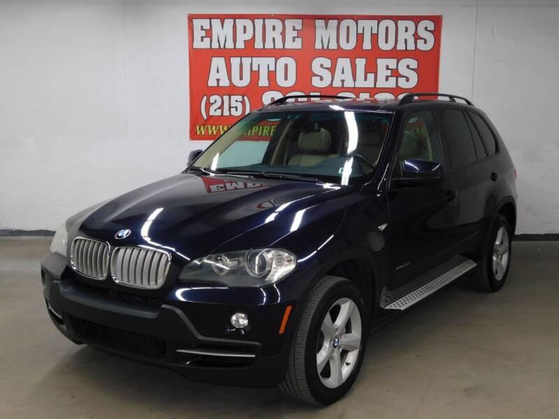 2009 BMW X5 for sale at EMPIRE MOTORS AUTO SALES in Philadelphia PA