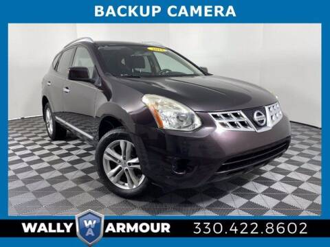 2012 Nissan Rogue for sale at Wally Armour Chrysler Dodge Jeep Ram in Alliance OH