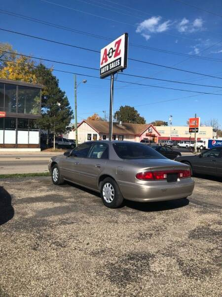 1997 Buick Century for sale at A2Z AUTO SALES in Norwood OH