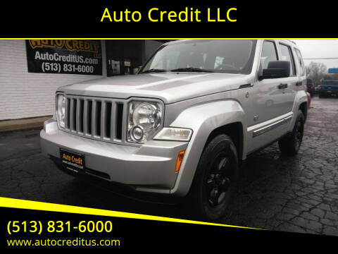 2011 Jeep Liberty for sale at Auto Credit LLC in Milford OH