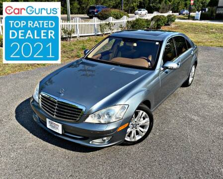 2009 Mercedes-Benz S-Class for sale at Brothers Auto Sales of Conway in Conway SC