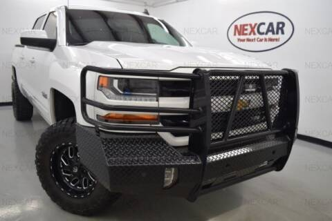 2018 Chevrolet Silverado 1500 for sale at Houston Auto Loan Center in Spring TX