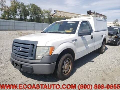 2010 Ford F-150 for sale at East Coast Auto Source Inc. in Bedford VA