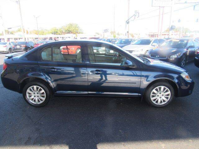 2010 Chevrolet Cobalt for sale at Cardinal Motors in Fairfield OH