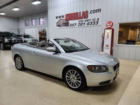 2008 Volvo C70 for sale at Kinsellas Auto Sales in Rochester MN