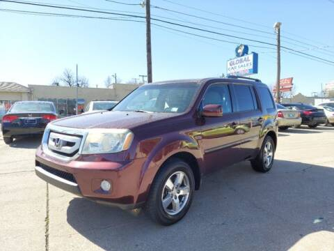 2010 Honda Pilot for sale at Suzuki of Tulsa - Global car Sales in Tulsa OK