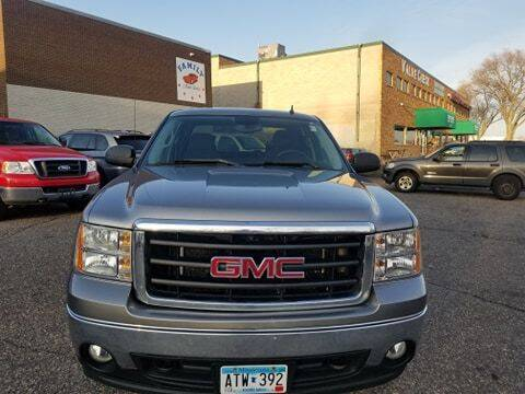 2008 GMC Sierra 1500 for sale at Family Auto Sales in Maplewood MN