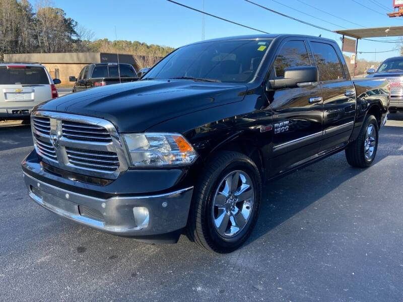 2015 RAM Ram Pickup 1500 for sale at Luxury Auto Innovations in Flowery Branch GA