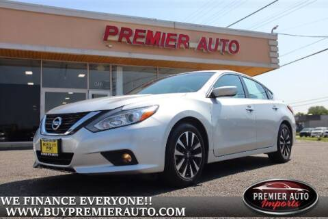 2018 Nissan Altima for sale at PREMIER AUTO IMPORTS - Temple Hills Location in Temple Hills MD