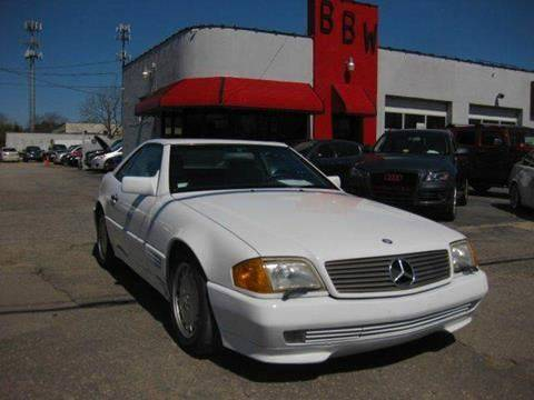 1991 Mercedes-Benz 300-Class for sale at Best Buy Wheels in Virginia Beach VA
