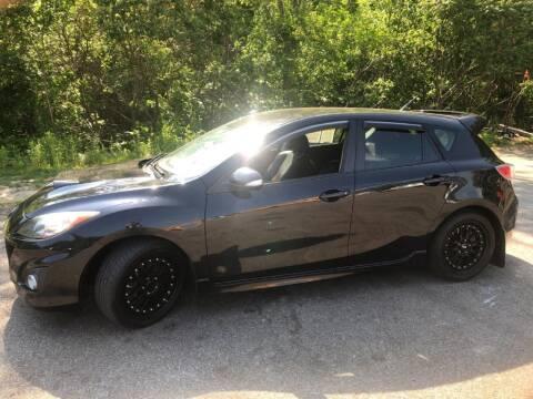 2012 Mazda MAZDASPEED3 for sale at Clinton MotorCars in Shrewsbury MA