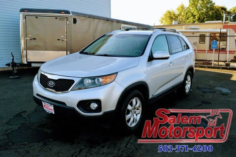 2012 Kia Sorento for sale at Salem Motorsports in Salem OR