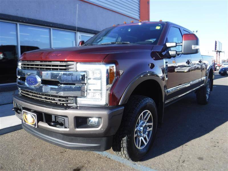 2017 Ford F-350 Super Duty for sale at Torgerson Auto Center in Bismarck ND